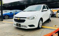 Auto Chevrolet Aveo LS 2019 de único dueño en buen estado-7