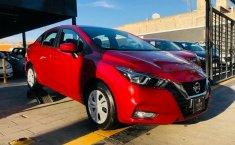 Nissan Versa Sense 2020 impecable en Guadalajara-6