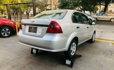 Se vende urgemente Chevrolet Aveo LS 2017 en Guadalajara-4