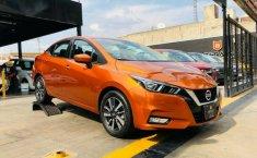 Nissan Versa Advance 2020 en buena condicción-4