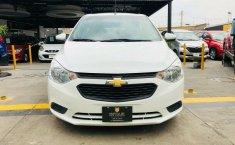 Auto Chevrolet Aveo LS 2019 de único dueño en buen estado-5