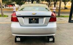 Se vende urgemente Chevrolet Aveo LS 2017 en Guadalajara-3