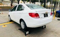Auto Chevrolet Aveo LS 2019 de único dueño en buen estado-4