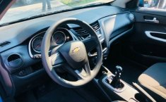 Chevrolet Aveo LS 2019 impecable en Guadalajara-4