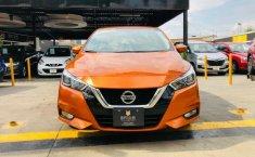 Nissan Versa Advance 2020 en buena condicción-3