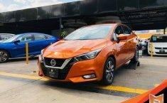 Nissan Versa Advance 2020 en buena condicción-2