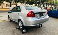 Se vende urgemente Chevrolet Aveo LS 2017 en Guadalajara-1
