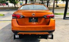 Nissan Versa Advance 2020 en buena condicción-1