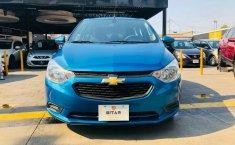 Chevrolet Aveo LS 2019 impecable en Guadalajara-0