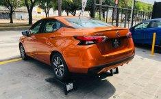 Nissan Versa Advance 2020 en buena condicción-0