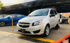 Se vende urgemente Chevrolet Aveo LS 2017 en Guadalajara-0