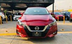 Auto Nissan Versa Sense 2020 de único dueño en buen estado-1