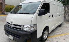 Se vende urgemente Toyota Hiace 2013 en Coyoacán-7