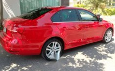Jetta Sportline 2015 Rojo automatico-5