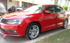 Jetta Sportline 2015 Rojo automatico-4