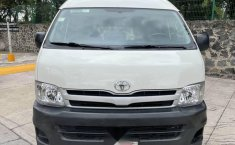 Se vende urgemente Toyota Hiace 2013 en Coyoacán-2