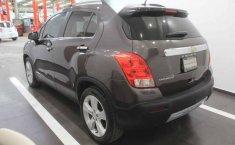 Chevrolet Trax 2014 5p LTZ L4/1.4/T Aut-4