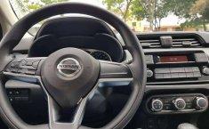 Nissan versa 2020 sense T/m, 4 cilindros-15
