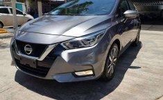 Nissan versa 2020 advance T/m 4 cil, 1 solo dueño-18
