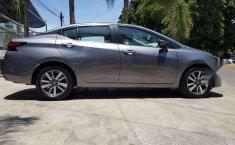 Nissan versa 2020 advance T/m 4 cil, 1 solo dueño-17