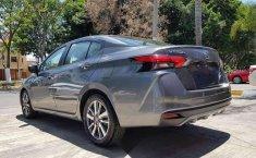 Nissan versa 2020 advance T/m 4 cil, 1 solo dueño-16