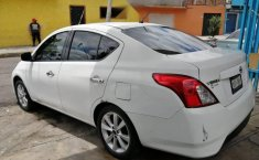 Nissan Versa Advance 2017 barato en Gustavo A. Madero-4