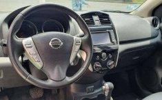 Auto Nissan Versa 2018 de único dueño en buen estado-3