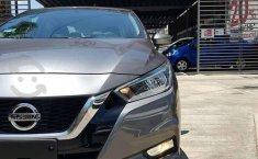Nissan versa 2020 advance T/m 4 cil, 1 solo dueño-13