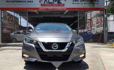 Nissan versa 2020 advance T/m 4 cil, 1 solo dueño-12