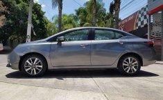 Nissan versa 2020 advance T/m 4 cil, 1 solo dueño-10