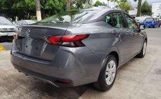 Nissan versa 2020 sense T/m, 4 cilindros-4