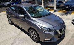 Nissan versa 2020 advance T/m 4 cil, 1 solo dueño-7