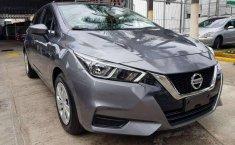 Nissan versa 2020 sense T/m, 4 cilindros-2