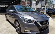 Nissan versa 2020 advance T/m 4 cil, 1 solo dueño-2