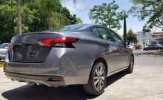 Nissan versa 2020 advance T/m 4 cil, 1 solo dueño-0