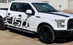 Venta de autos Ford F-150 2015, Blanco con precios bajos en México -0