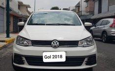 Gol 2018 Hatchback Aire y Dirección SEMINUEVO -4