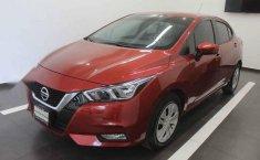 Nissan Versa 2020 4p Advance L4/1.6 Aut-8