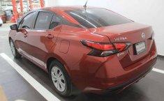 Nissan Versa 2020 4p Advance L4/1.6 Aut-4