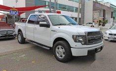 Ford F 150 2012 4p pickup XL Crew Cab 4x2 V8 5.0L-5