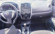 Nissan Versa Advance 2016 impecable en Tlalpan-9