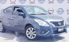 Nissan Versa Advance 2016 impecable en Tlalpan-8
