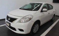 Nissan Versa 2014 4p Sense L4/1.6 Aut-10