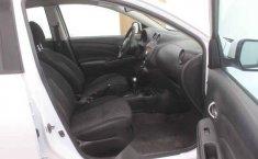 Nissan Versa 2014 4p Sense L4/1.6 Aut-7