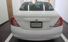 Nissan Versa 2014 4p Sense L4/1.6 Aut-6