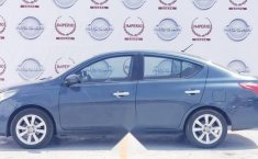 Nissan Versa Advance 2016 impecable en Tlalpan-5