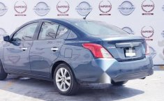 Nissan Versa Advance 2016 impecable en Tlalpan-0