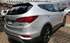 Hyundai Santa Fe 2018 barato en Xochimilco-12