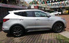 Hyundai Santa Fe 2018 barato en Xochimilco-8
