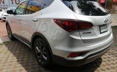 Hyundai Santa Fe 2018 barato en Xochimilco-7